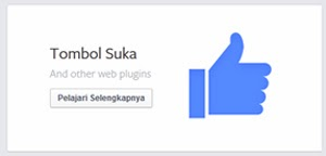 Trik Memasang Widget Like Box Facebook di Blogspot