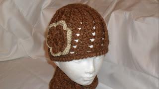 Tejidos en crochet, acrílico Tamm, color maple