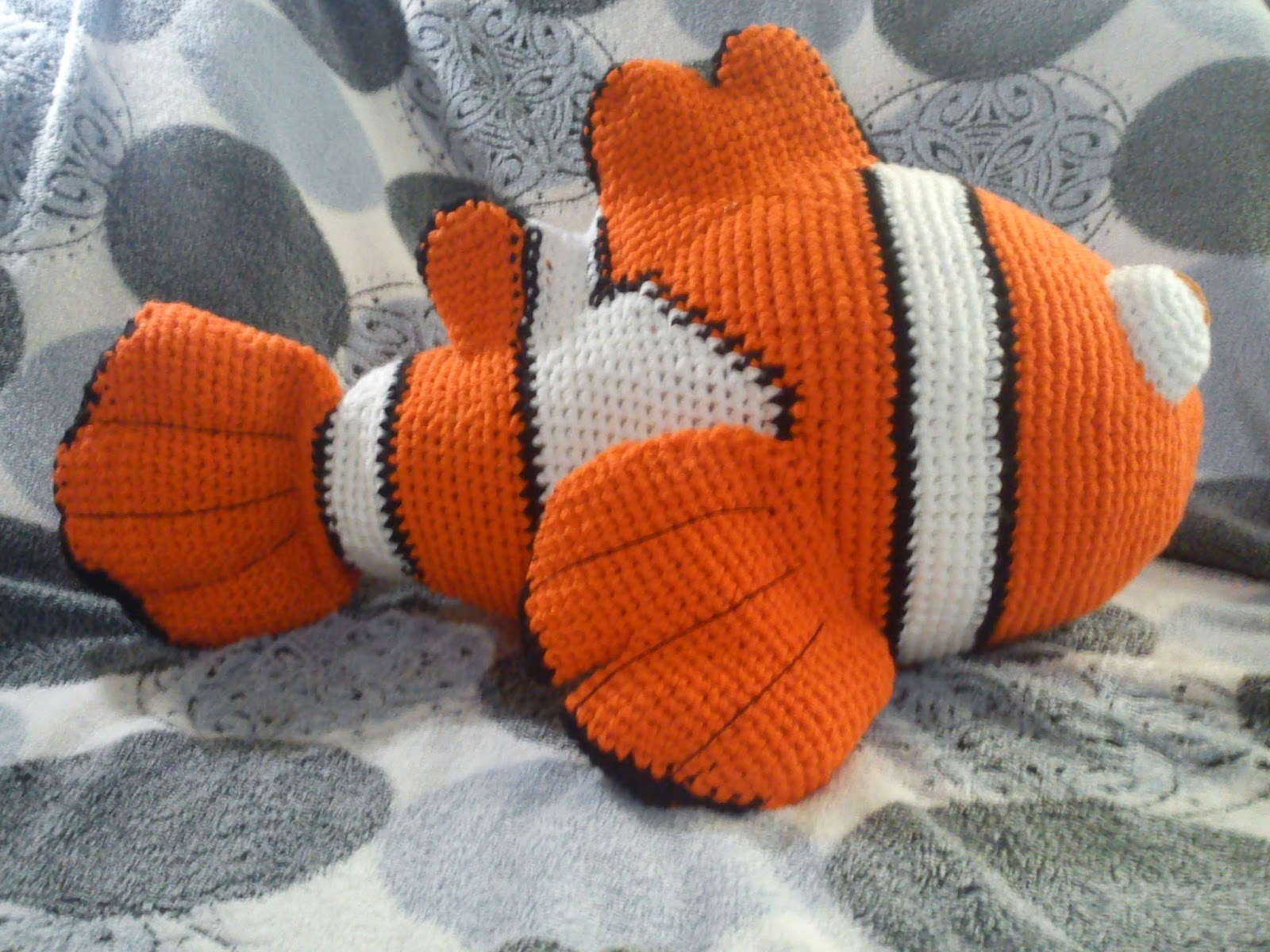 Amigurumi Sailor Octopus Pattern Free : Finding Nemo The Duchess Hands