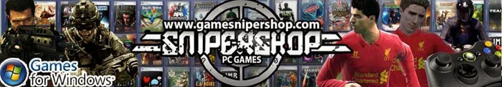 SNIPER SHOP PC GAMES PALEMBANG