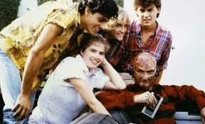 Nightmare on elm street cast