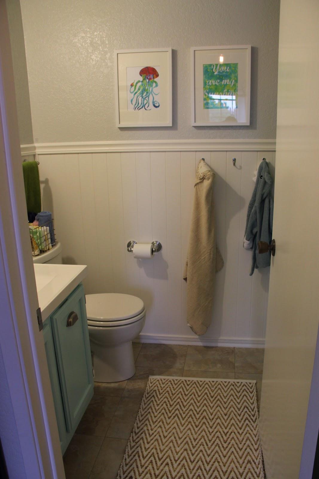 Nick Jessica Bathroom Complete - Bathroom remake