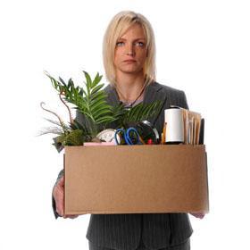 ماذا تفعل المرأة عندما تفقد وظيفتها - loosing-job - woman lose job