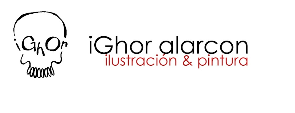 iGhor alarcón - ilustrador