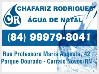 CHAFARIZ RODRIGUES