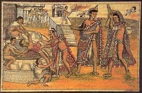 Sacrifice in Mayan Religion | Maya Religion