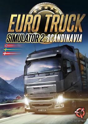 Euro Truck Simulator 2 Scandinavia [Game Simulator Mengendarai Truk]