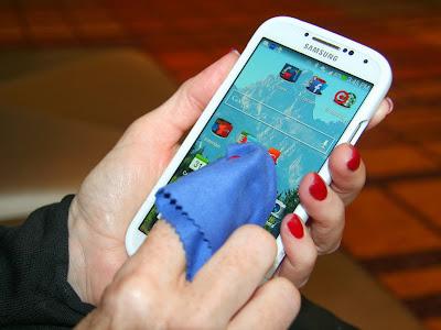 Uso y manejo de un smartphone(recomendado)