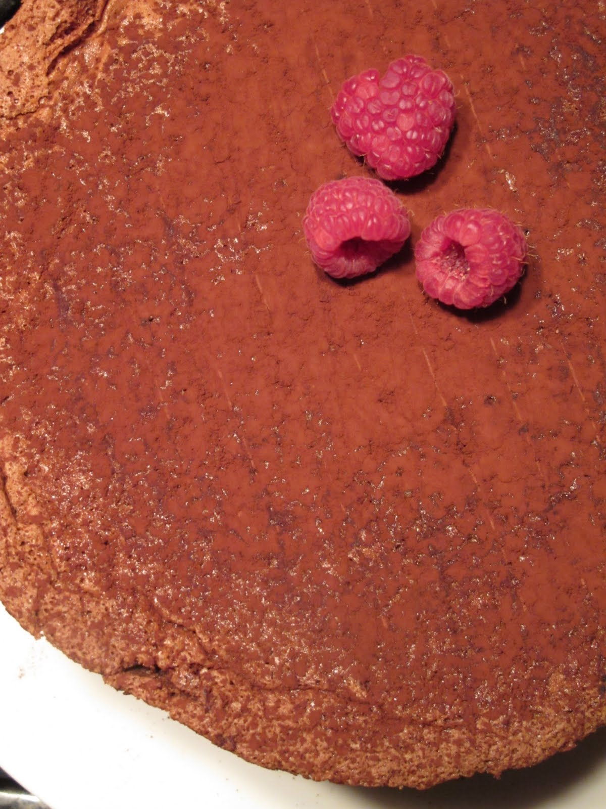 FEED ME: Lighter-Than-Air-Chocolate Cake