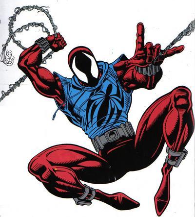 Scarlet spider costume - photo#16