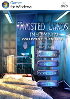 Twisted Lands Insomniac Collectors Edition [PC Game]