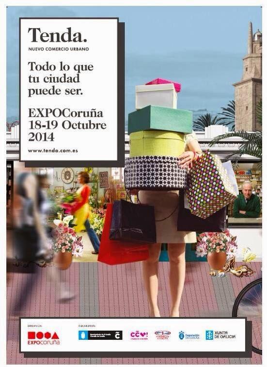 Feria de Comercio Urbano Tenda.