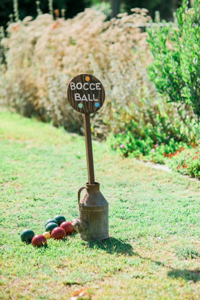 Bocce Ball or Lawn Bowling, anyone?