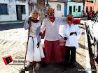 Caretas de Borracha | Acupe de Santo Amaro