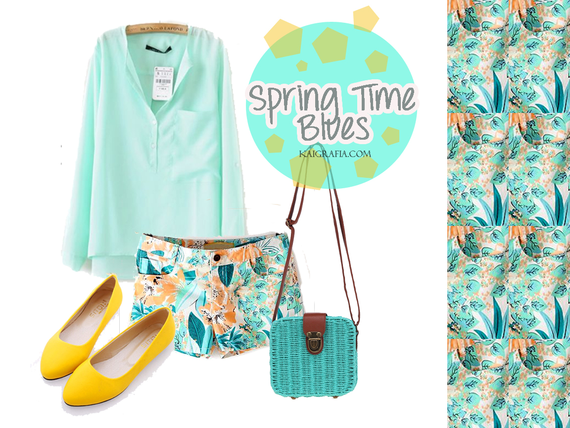 Spring 2013 Fashion Outfits