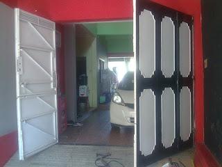 reparasi pintu gerbang