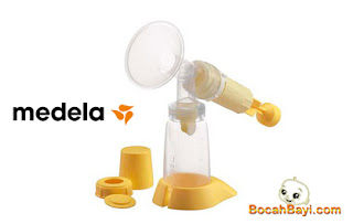 Pompa ASI Medela Manual Base, Medela Manual, Medela Base, Breast pump medela