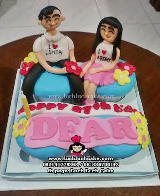 Birthday Cupcake Surabaya - Sidoarjo