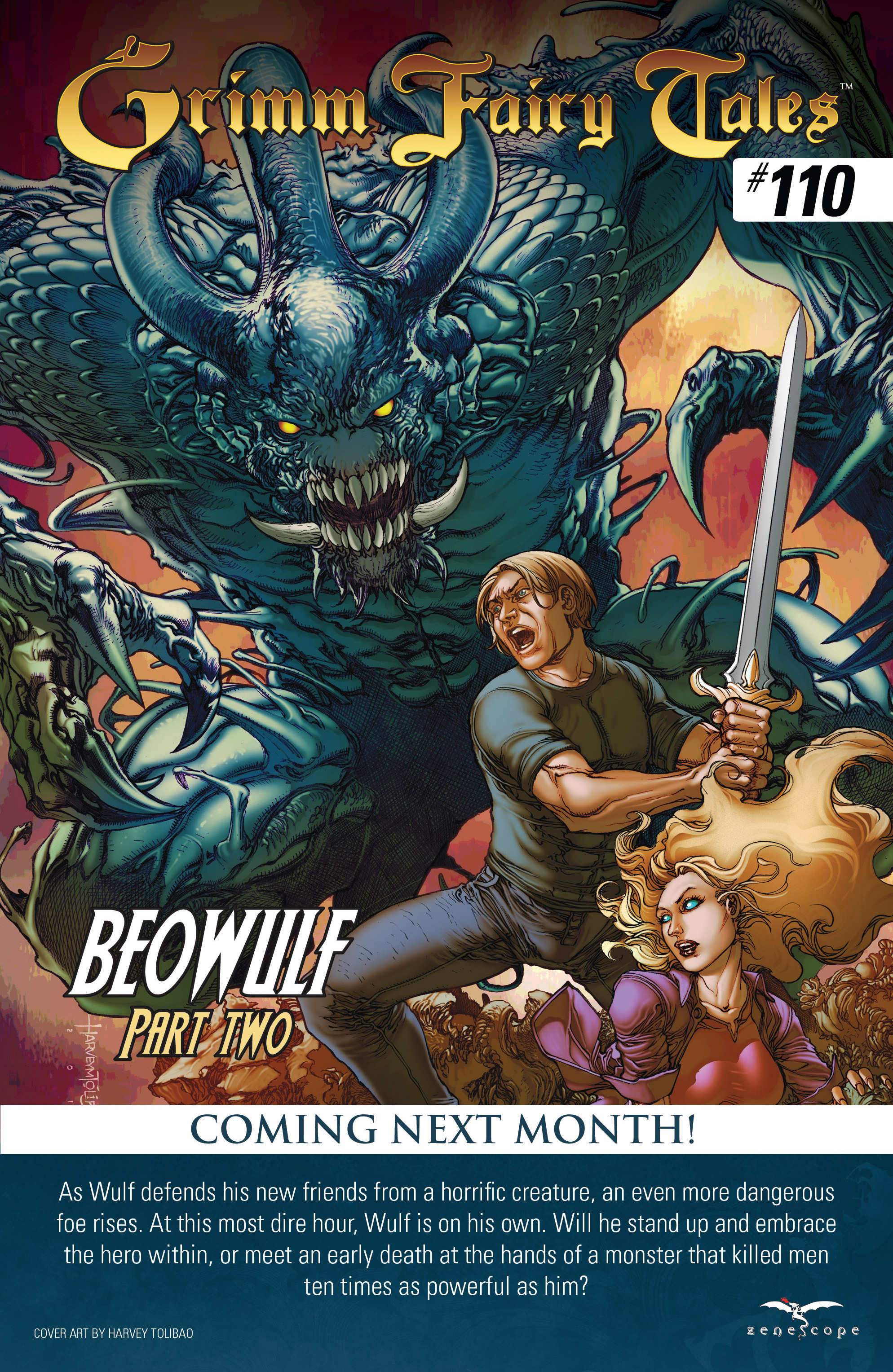 Grimm Fairy Tales (2005) Issue #109 #112 - English 25