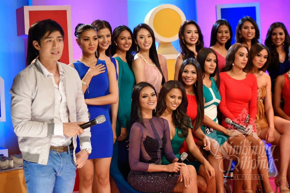 Bb. Pilipinas 2015 - The Top Contenders