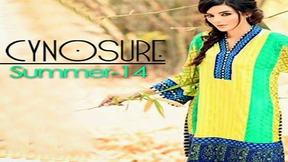 Cynosure Spring summer Collection 2014
