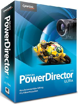 CyberLink PowerDirector 11 Ultra v11.0.0.2321 portable