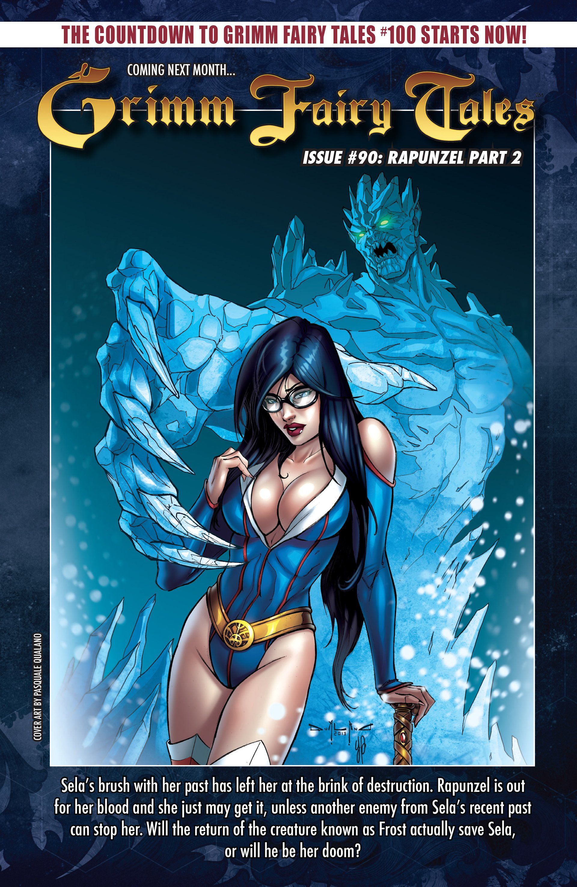 Grimm Fairy Tales (2005) Issue #89 #92 - English 23