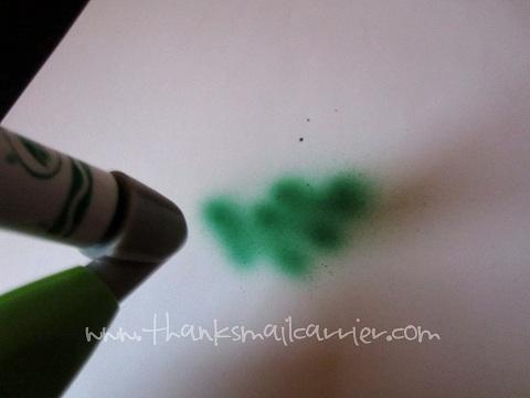 marker airbrush crayola