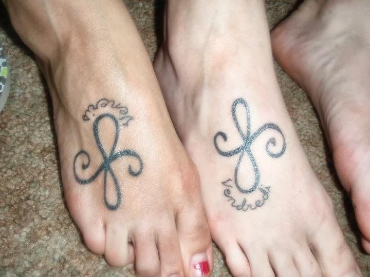 Bestfriend Symbols Best friend tattoo symbols