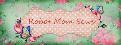 Robot Mom Sews