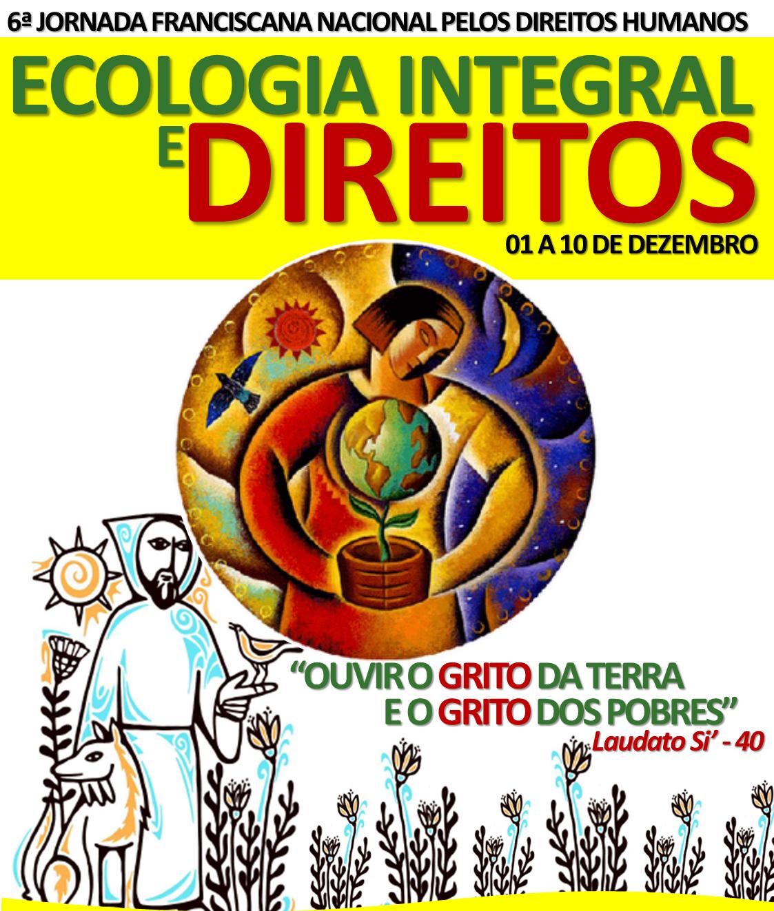 6ª Jornada Franciscana Nacional pelos Direitos Humanos