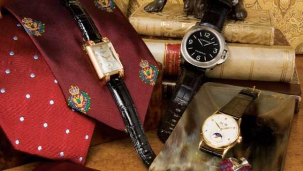 Vintage watches collection for men