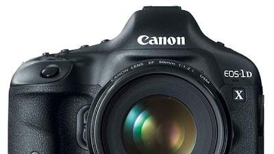 Fotografia della Canon EOS 1D X