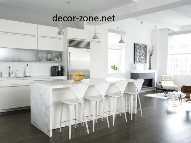 artificial stone countertop materials for kitchen breakfast bar