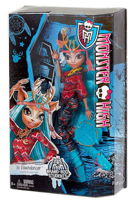 TOYS : JUGUETES - MONSTER HIGH : Brand-Boo Students  Isi Dawndancer | Muñeca - Doll  Producto Oficial 2015 | Mattel | A partir de 6 años  Comprar en Amazon España & buy Amazon USA