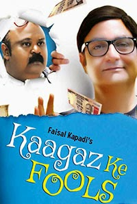 Watch Kaagaz Ke Fools (2015) DVDRip Hindi Full Movie Watch Online Free Download