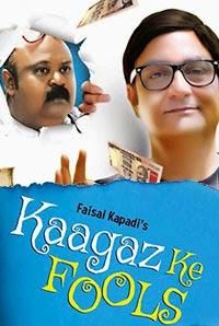 Watch Kaagaz Ke Fools (2015) DVDRip Hindi Full Movie Watch Online Free Download