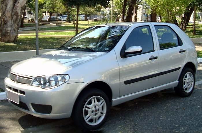 Fiat Palio 1.0 MPI Fire Economy Flex 4P 2010 - preço valor