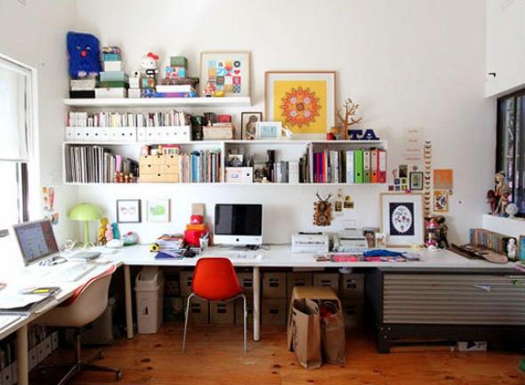 Best Home Workstation Design Images - Decoration Design Ideas ...