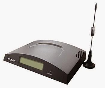 Termit pbxGate v3 PRO - GSM-шлюз телефонизация объектов с поддержкой передачи голоса и данных, SMS-рассылка