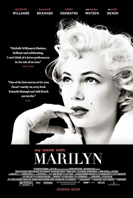 Marilyn Monroe & Michelle Williams