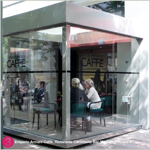 EMPORIO ARMANI CAFFE - MILANO