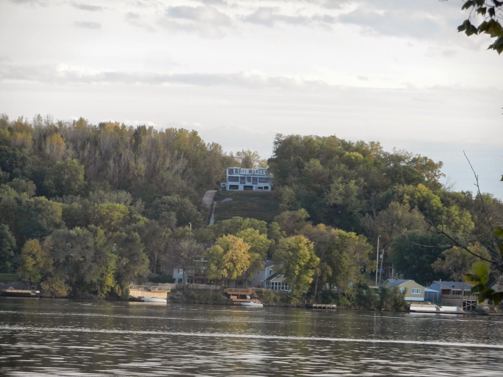 leclaire illinois river houses