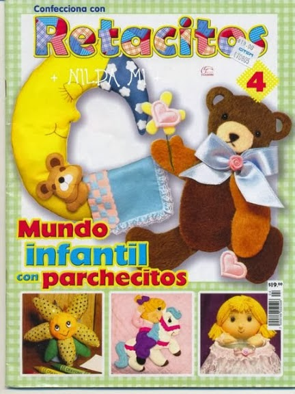Revistas de manualidades gratis decoracion bebes for Manualidades decoracion bebe