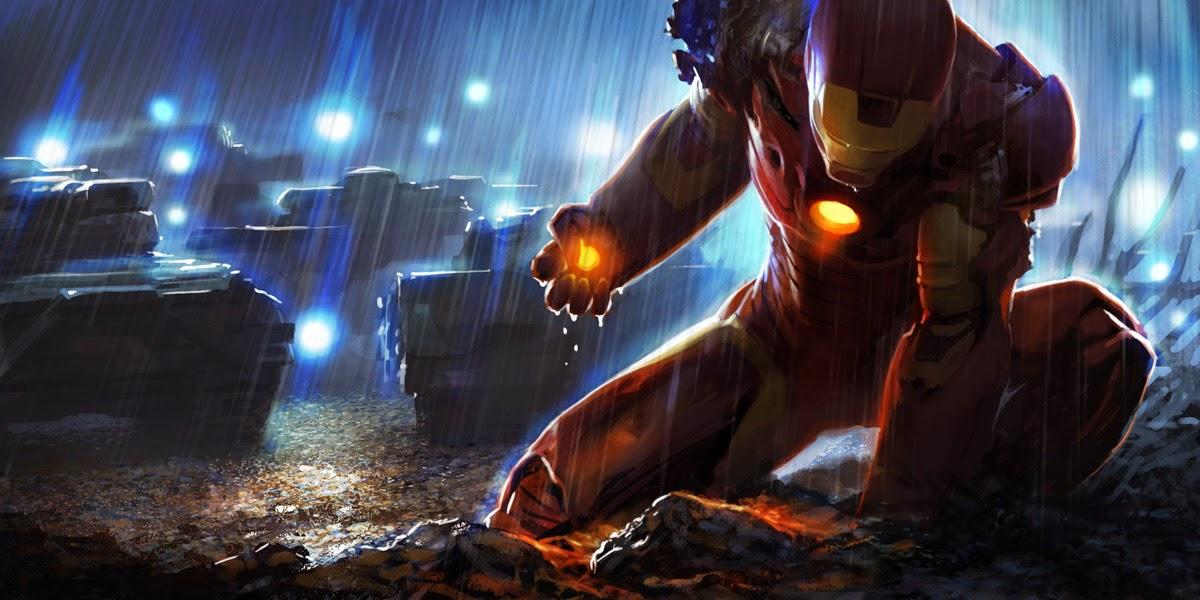 Ảnh trong phim Người Sắt - Iron Man 1