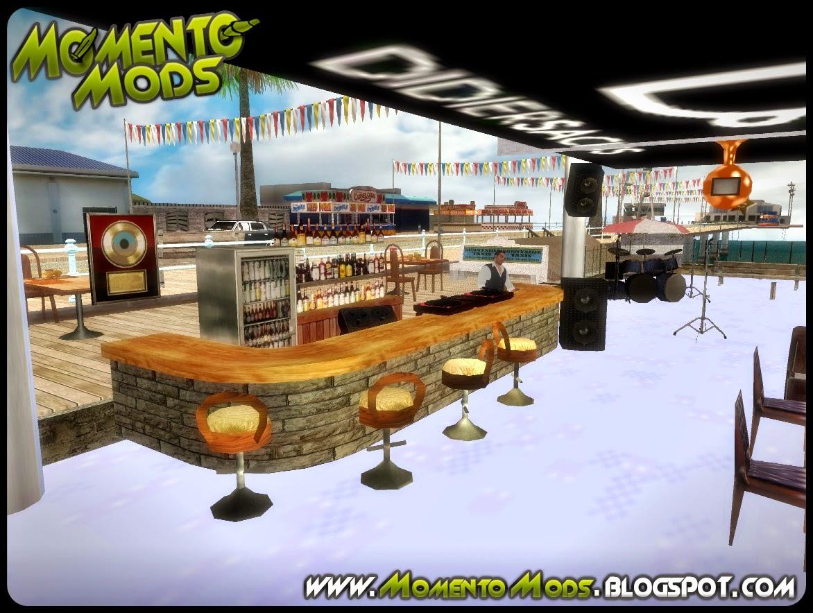 GTA SA - Mod Bar Realista Em Santa Maria V3