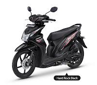 Honda BeAT FI CBS-Techno Hitam