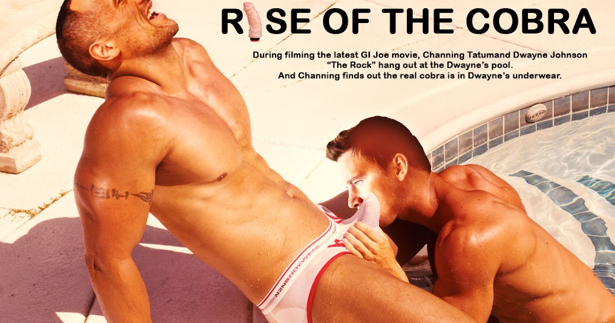 The rock porn fakes hot nude photos