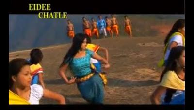 Tanoubee Maithong - Eidi Chatle Manipuri Movie Song
