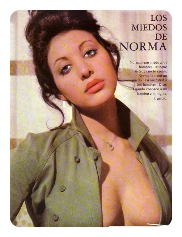 Chicas sexys de los 80 - Página 2 Norma-duval-joven
